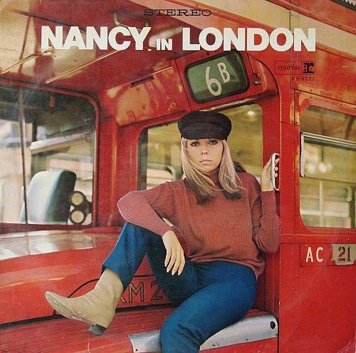 Nancy Sinatra - Nancy In London (1966) [Vinyl]