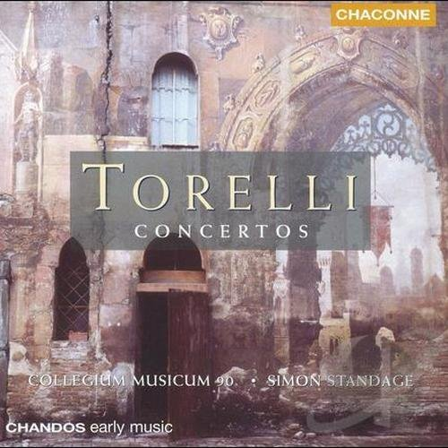 Collegium Musicum 90, Simon Standage - Giuseppe Torelli - Concertos (2005)