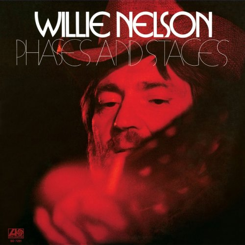 Willie Nelson - Phases And Stages (1974/2014) [HDTracks]