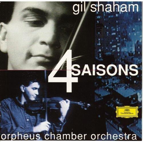 Gil Shaham, Orpheus Chamber Orchestra - Vivaldi - The Four Seasons / F. Kreisler Concerto (1994)