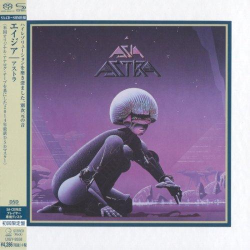Asia - Astra (1985) [Japanese Limited SHM-SACD 2014] PS3 ISO + HDTracks