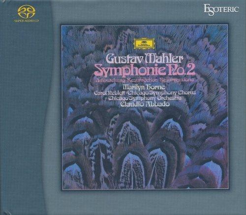 Claudio Abbado - Mahler: Symphonies 2 & 4 (1977) [2016 SACD]