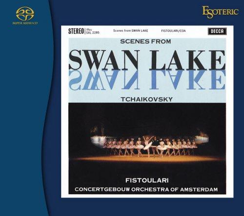 Anatole Fistoulari, Concertgebouw Orchestra of Amsterdam -Tchaikovsky: Swan Lake (1961) [2009 SACD]