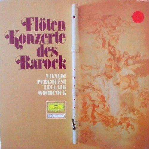 Festival Strings Lucerne, Rudolf Baumgartner - Floetenkonzerte des Barock (1993)