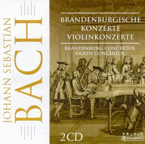 Fritz Reiner - J.S.Bach - Brandenburg Concertos / Violin Concertos (2001)