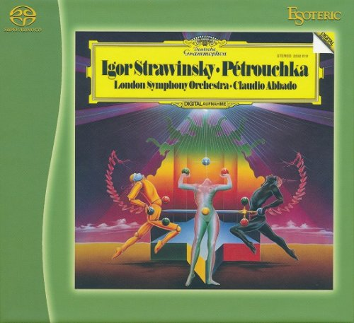 Claudio Abbado, London Symphony Orchestra - Stravinsky: Petrouchka & Pulcinella (1979,1981) [2014 SACD]