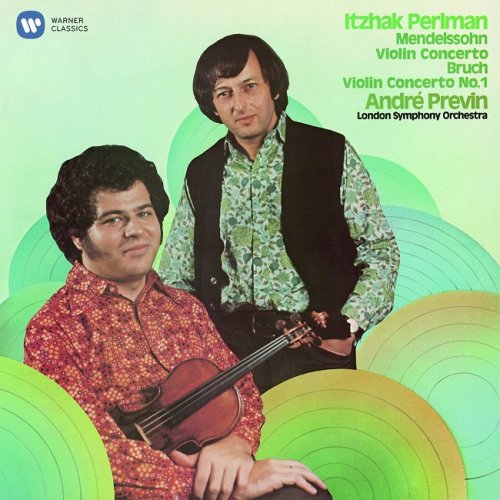 Itzhak Perlman, LSO, André Previn - Mendelssohn & Bruch: Violin Concertos (2015) [HDTracks]