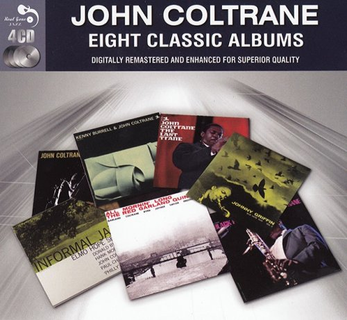 John Coltrane - Eight Classic Albums [4CD BoxSet] (2010)