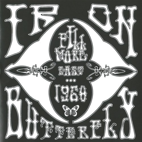 Iron Butterfly - Fillmore East 1968 (2016)