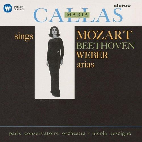 Maria Callas - Sings Mozart, Beethoven & Weber Arias (1964/2014) [HDTracks]