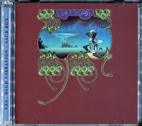 Yes - Yessongs (1973) [2013 SACD]