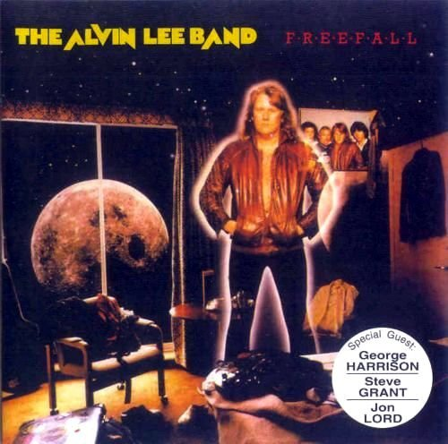 The Alvin Lee Band - Free Fall (1998) Lossless