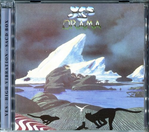 Yes - Drama (1980) [2013 SACD]