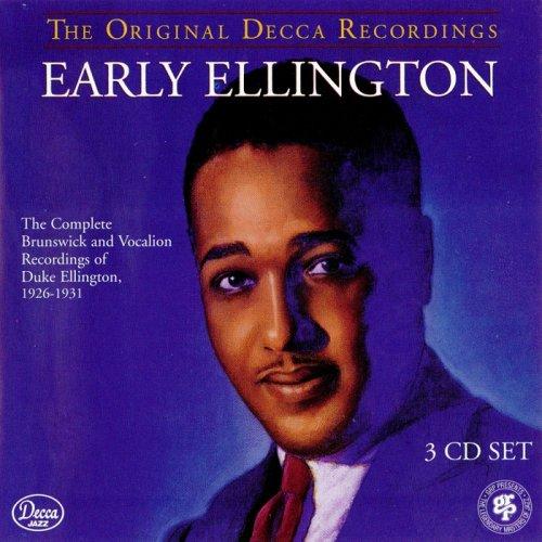 Duke Ellington - Early Ellington The Complete Brunswick and Vocalion Recordings 1926-1931 (1994)
