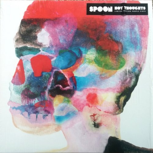 Spoon - Hot Thoughts (2017) [Vinyl]