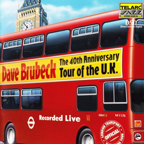 Dave Brubeck - The 40th Anniversary Tour Of The U.K. [SACD] (1999) PS3 ISO + HDTracks