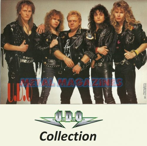 U.D.O. - Collection (1987-2007)