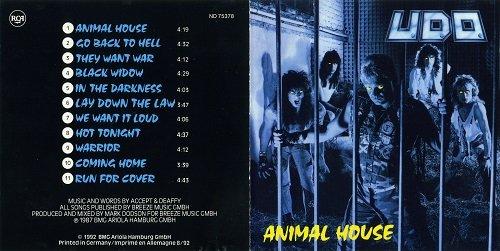 U.D.O. - Collection (1987-2007)