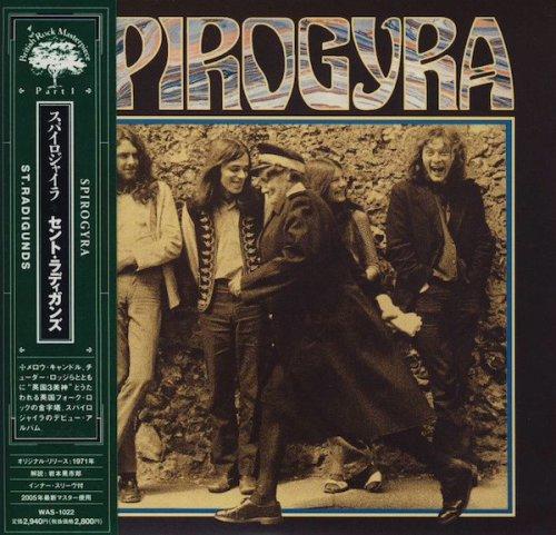 Spirogyra - St. Radigunds (1971/2005) CD rip