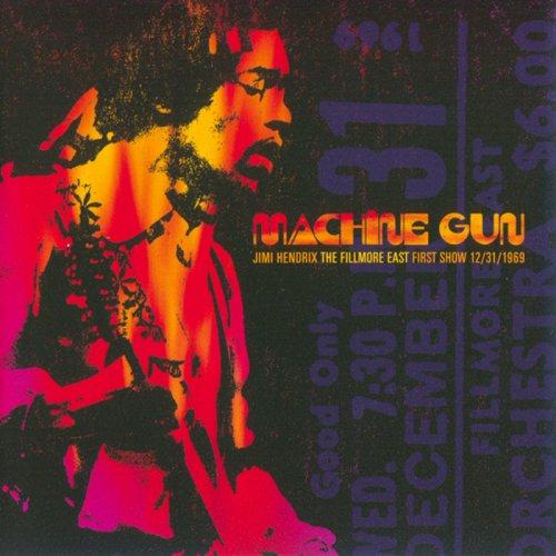 Jimi Hendrix - Machine Gun:The Filmore East First Show 12-31-1969 (2016) [SACD]