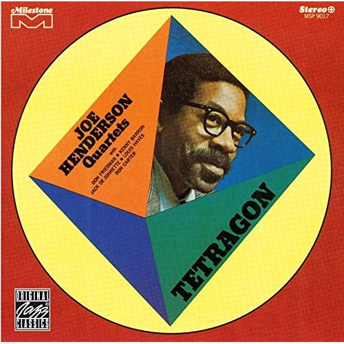 Joe Henderson Quartets - Tetragon (1968)