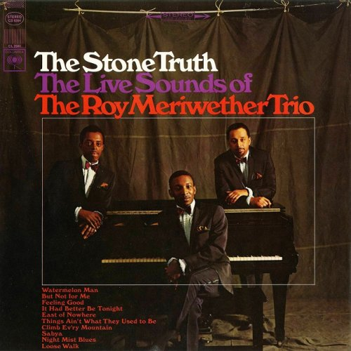 The Roy Meriwether Trio - The Stone Truth (1966/2016) [HDTracks]