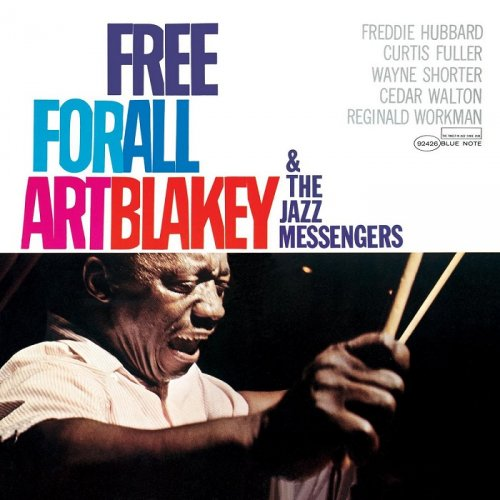 Art Blakey & The Jazz Messengers - Free For All (1964/2012) [HDTracks]