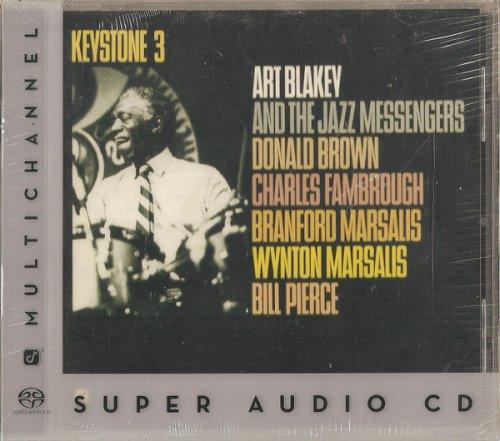 Art Blakey and The Jazz Messengers - Keystone 3 (1982) [2003 SACD]