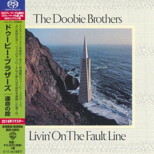 The Doobie Brothers - Livin' on the Fault Line (1977) [2017 SACD]