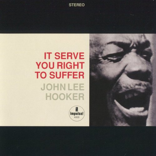 John Lee Hooker - It Serve You Right To Suffer (1965) [2010 SACD]