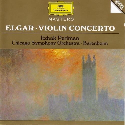 Itzhak Perlman - Elgar – Violin Concerto, Chausson (1987)