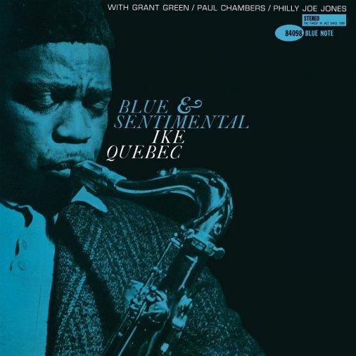 Ike Quebec - Blue & Sentimental (1962/2016) [HDTracks]