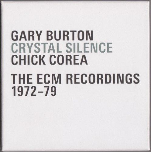 Gary Burton & Chick Corea - Crystal Silence: The ECM Recordings 1972-79 (2009) CD rip