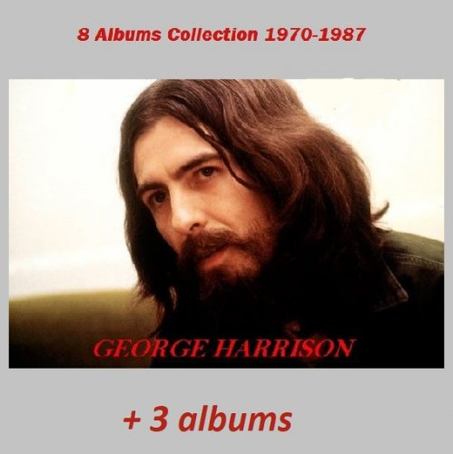 George Harrison - 11 Albums Collection (1968-1992)