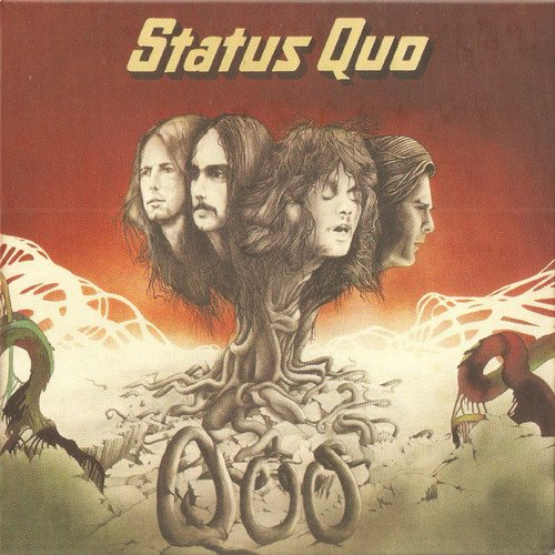 Status Quo - Quo [2CD Remastered Deluxe Edition] (1974/2015)