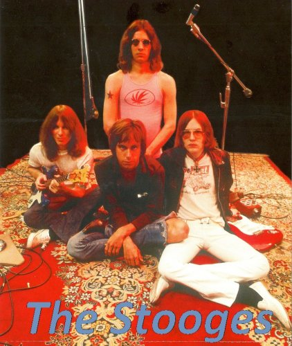 The Stooges (Iggy & The Stooges) - Albums Collection (1969–2013)
