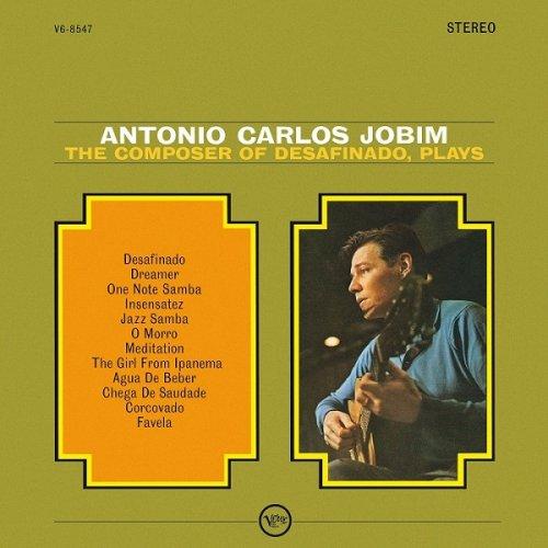 Antonio Carlos Jobim - The Composer Of Desafinado, Plays (1963/2014) [HDTracks]
