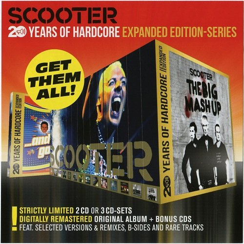 Scooter - 20 Years Of Hardcore [Expanded Edition] (2013)