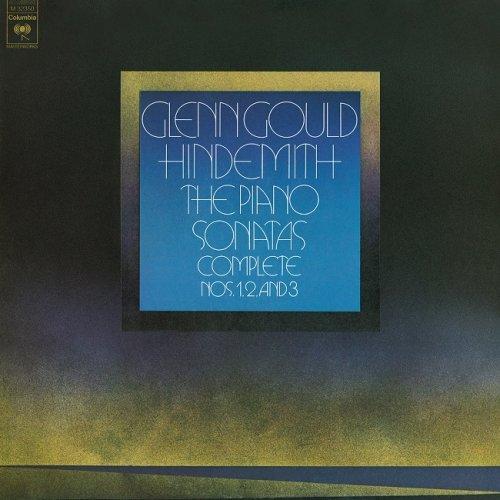 Glenn Gould - Hindemith: Complete Piano Sonatas (1973/2015) [HDTracks]
