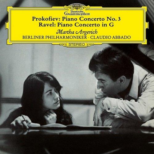 Martha Argerich, Berliner Philharmoniker, Claudio Abbado - Prokofiev, Ravel: Piano Concertos (2015) [HDTracks]