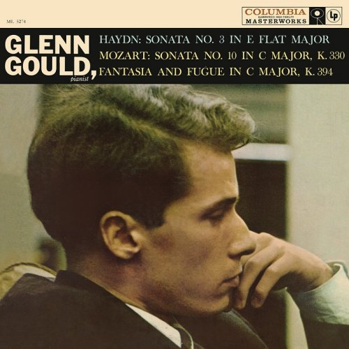Glenn Gould - Haydn, Mozart: Piano Sonatas (1958/2015) [HDTracks]