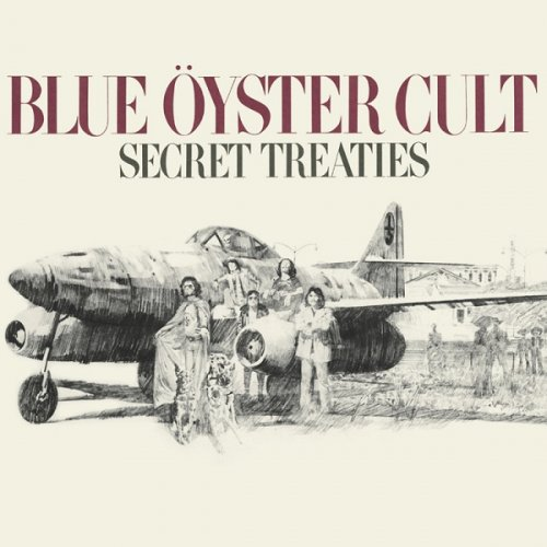 Blue Öyster Cult - Secret Treaties (1974/2016) [HDtracks]