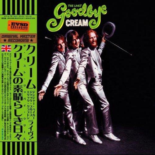 Cream - The Last Goodbye (live 1968)