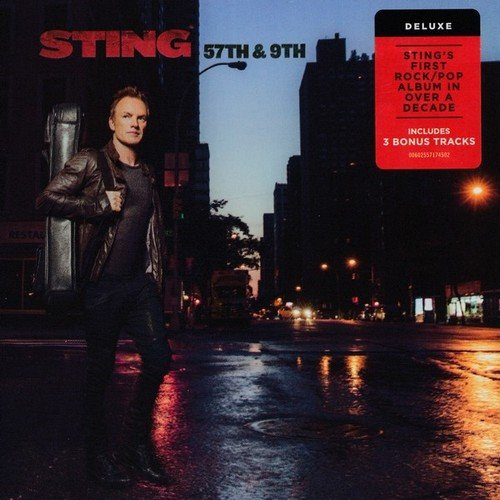 Sting - 57th & 9th [Deluxe Edition] (2016) HDTracks