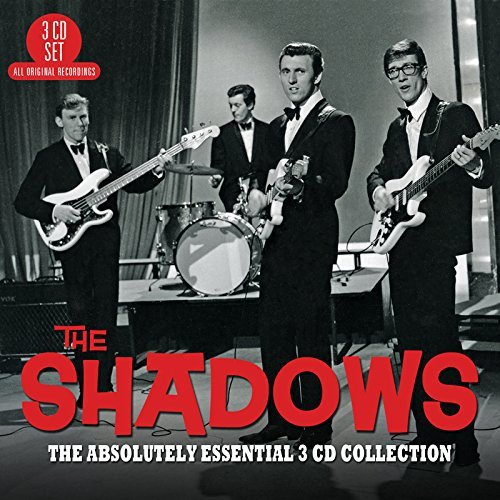 The Shadows - The Absolutely Essential 3 CD Collection (2014)