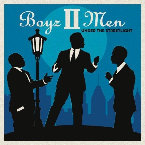 Boyz II Men - Under the Streetlight (2017) CD Rip
