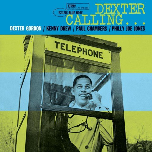 Dexter Gordon - Dexter Calling (1961/2015) [HDTracks]