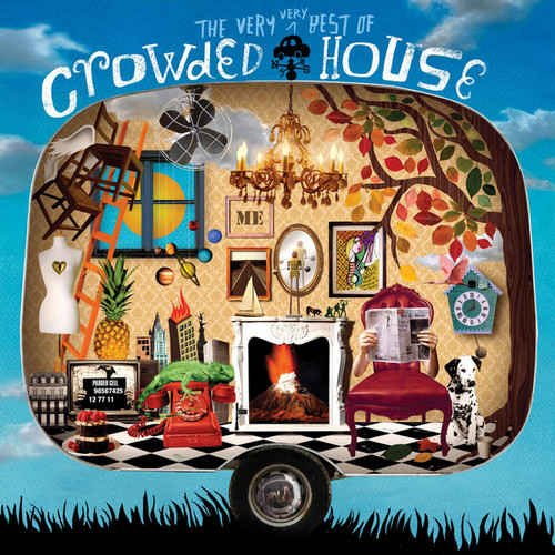 Crowded House - The Very Very Best Of Crowded House [2CD] (2010) Lossless