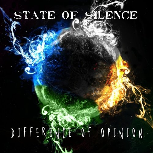 State Of Silence - Difference Of Opinion (2017) FLAC