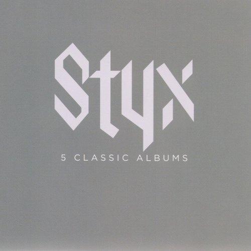 Styx - 5 Classic Albums [5CD Box Set] (2012)